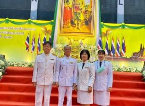 โรงเรียนหอพระ  ได้เข้าร่วมพิธีกับทางจังหวัดเชียงใหม่ เนื่องในพิธีวันพระบาทสมพระพุทธยอดฟ้าจุฬาโลกมหาราชและวันที่ระลึกมหาจักรีบรมราชวงศ์