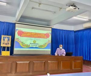 โรงเรียนหอพระ จัดการประชุมเชิงปฏิบัติการทบทวนหลักสูตรและแนวปฏิบัติการวัดและประเมินผลการเรียนรู้ หลักสูตรแกนกลางการศึกษาขั้นพื้นฐาน พ.ศ.2551(2560)