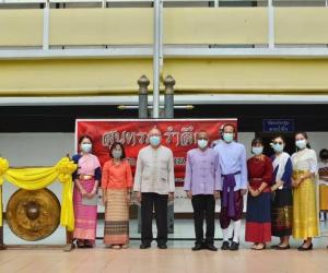 """กลุ่มสาระการเรียนรู้ภาษาไทย รร.หอพระ จัดกิจกรรม""""วิจิตรภาษา  ล้ำค่ากานท์กวี  ศักดิ์ศรีความเป็นไทย""""เนื่องในวันสุนทรภู่และวันภาษาไทยแห่งชาติ ประจำปี 2564"""