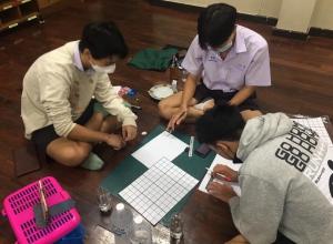 นักเรียนโรงเรียนหอพระ สร้างชื่อได้รางวัลเหรียญทองสร้างชิ้นงานสามมิติจากแบบวิศวกรรม